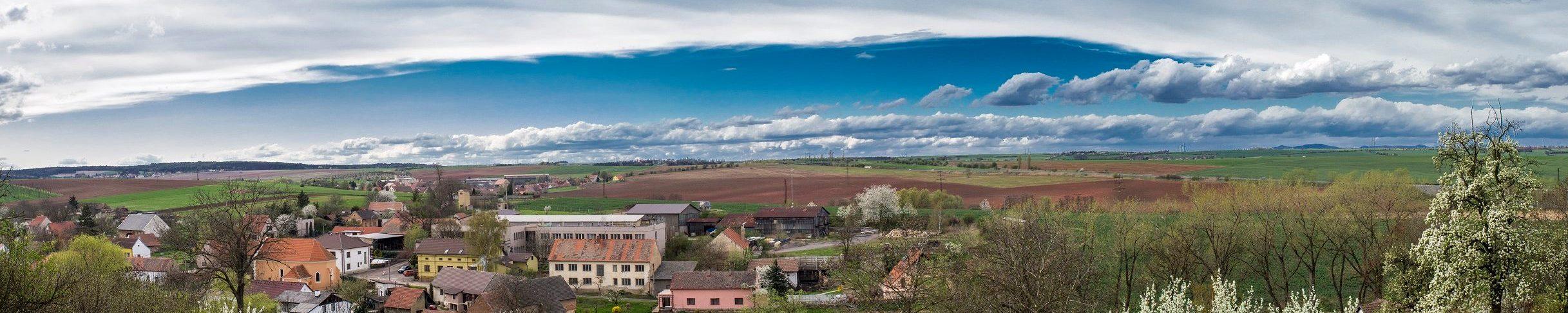 obec Hořešovice