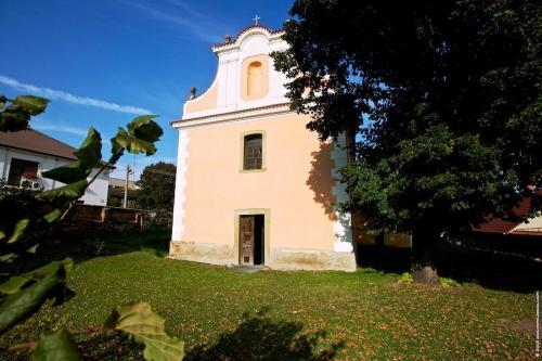 kostele sv. Petra a Pavla v Hořešovicích